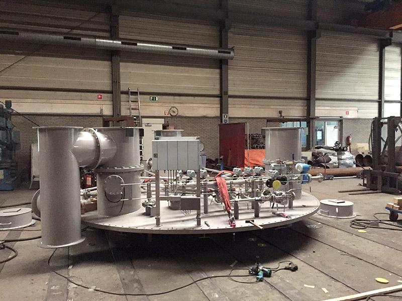 Leidingwerk | Megacon Industrial Contracting