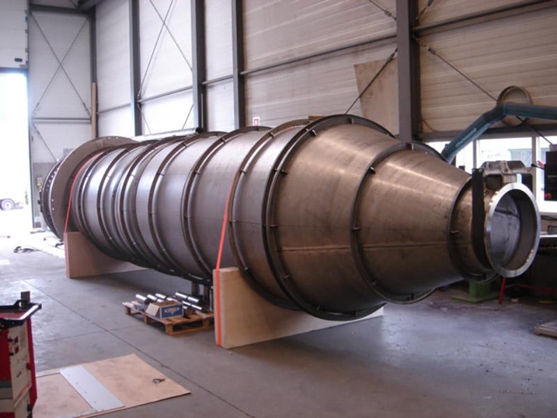 Tanks & drukvaten | Megacon Industrial Contracting