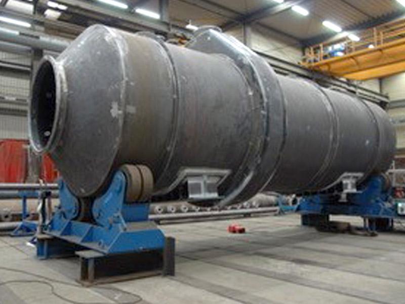 Verbrandingsoven | Megacon Industrial Contracting