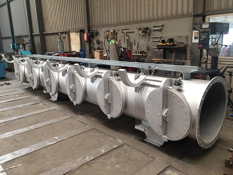 Leidingwerk   Megacon Industrial Contracting